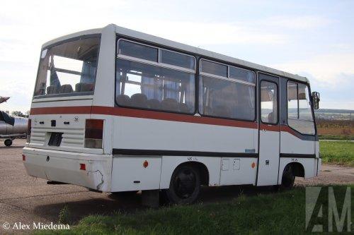 Ikarus 543 (vrachtwagen), foto van Alex Miedema