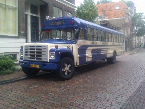 International schoolbus van user18