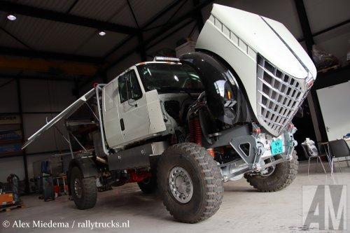 International-Scania DKR3, foto van Alex Miedema