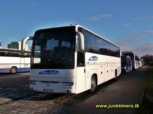Irisbus Iliade, foto van thejunktimers