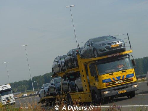 Iveco Eurocargo, foto van arjan-dijkers