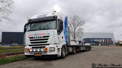 Iveco Stralis, foto van MartijnM71