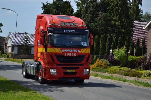 Iveco Vrachtwagen, foto van coen-ensing