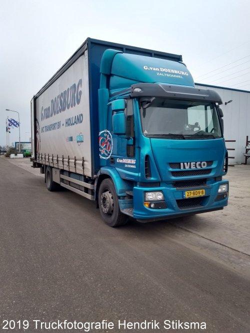Iveco Vrachtwagen, foto van hendrik-stiksma