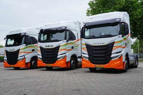 Iveco S-Way, foto van Truckfan Nieuwsposter