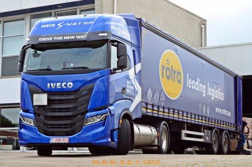 Iveco S-Way (vrachtwagen), foto van bernard-dijkhuizen