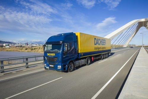 Iveco Stralis, foto van Truckfan Nieuwsposter