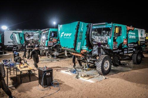Iveco Powerstar, foto van Truckfan Nieuwsposter