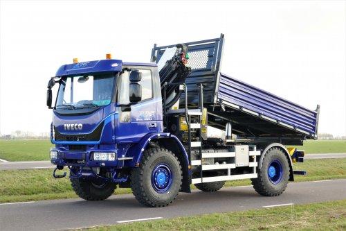 Iveco Eurocargo, foto van Truckfan Nieuwsposter