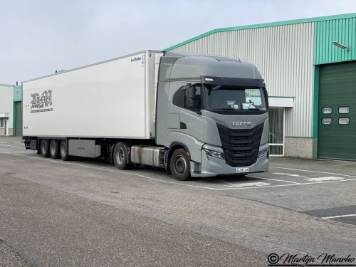 Iveco S-Way, foto van MartijnM71