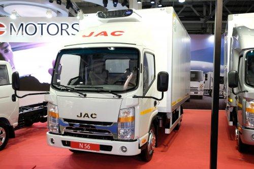 JAC N65 (vrachtwagen), foto van Alex Miedema