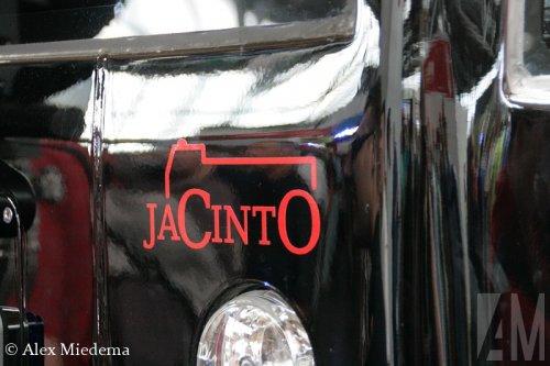 Jacinto logo, foto van Alex Miedema