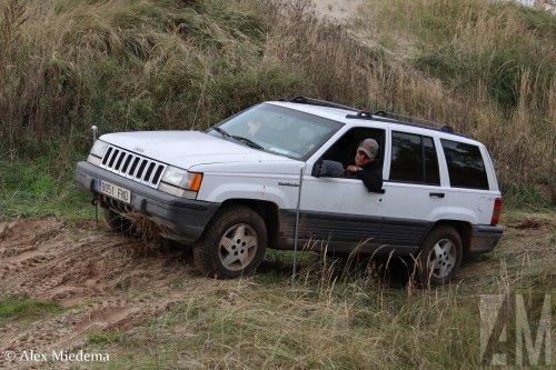 Jeep Grand Cherokee, foto van Alex Miedema