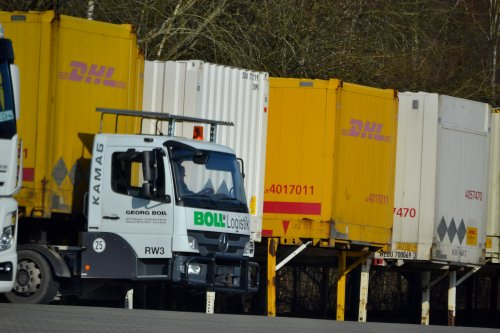 Kamag onbekend/overig (vrachtwagen), foto van Lucas Ensing