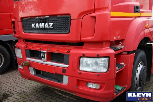 Kamaz Kamaxor, foto van Katy Kleyn