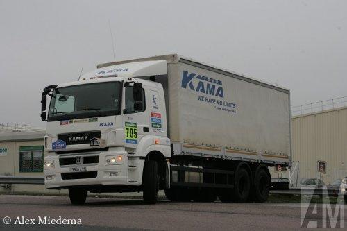 Kamaz Kamaxor, foto van Alex Miedema