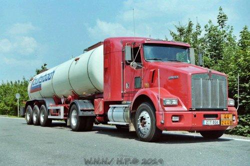 Kenworth T800 (vrachtwagen), foto van bernard-dijkhuizen