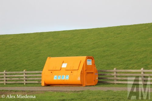 KTK container, foto van Alex Miedema