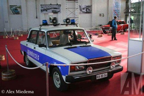 Lada 2105, foto van Alex Miedema