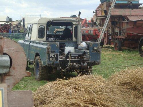 Land Rover series, foto van stijn-de-bock