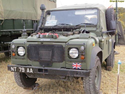 Land Rover Defender, foto van oldtimergek