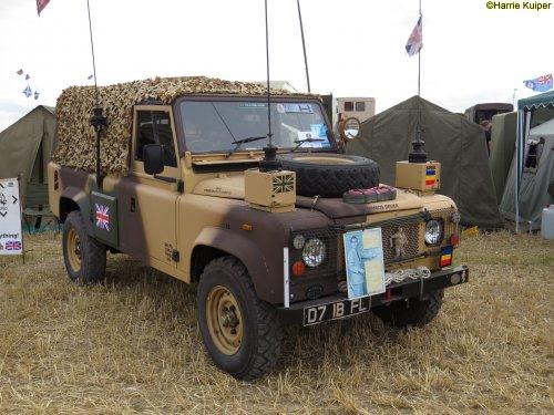 Land Rover 110, foto van oldtimergek