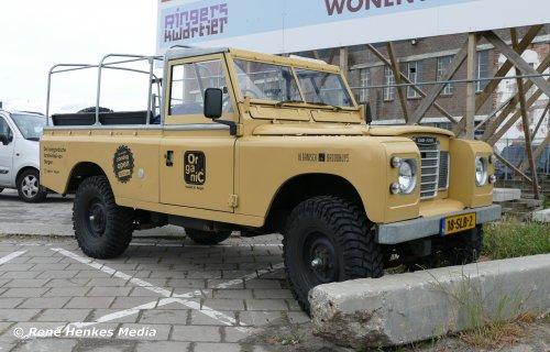 Land Rover 109, foto van René