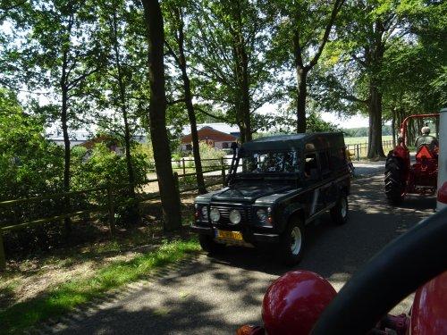 Land Rover Defender, foto van dickt