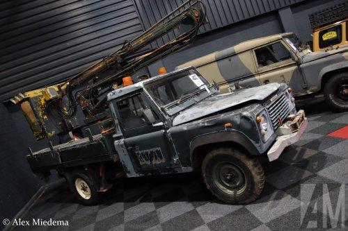 Land Rover onbekend/overig, foto van Alex Miedema