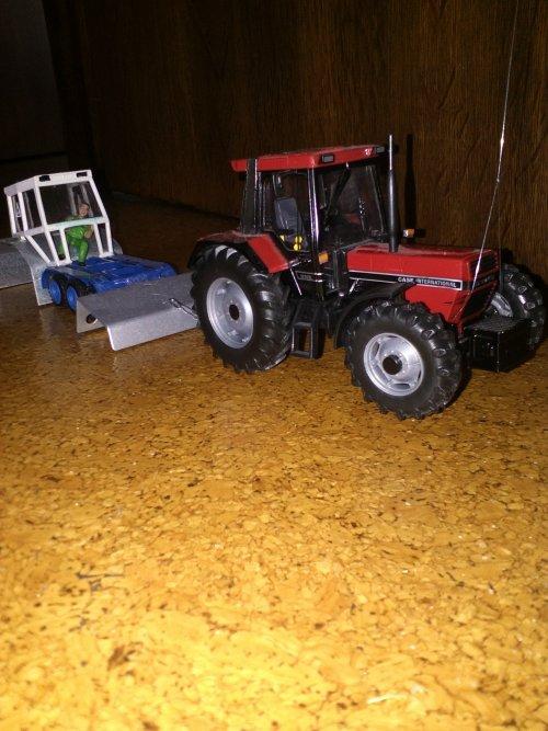 Landbouw miniaturen 1:32 Case IH, foto van inspecteurfendt