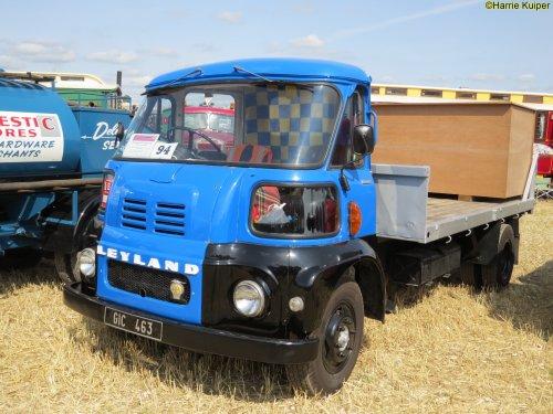 Leyland FG, foto van oldtimergek