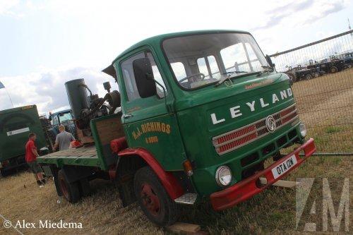 Leyland Redline (vrachtwagen), foto van Alex Miedema