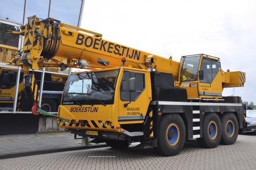 Liebherr LTM1045 (vrachtwagen), foto van rene-boot