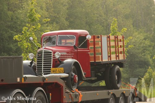 mack Junior, foto van Alex Miedema
