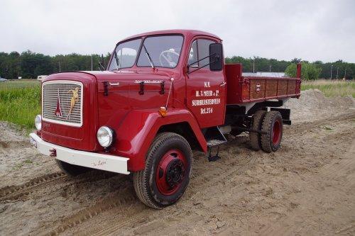 Magirus-Deutz Vrachtwagen, foto van jans-eising