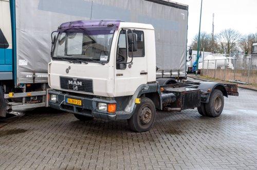 MAN L2000 (vrachtwagen), foto van xrayjaco