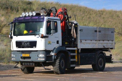 MAN TGM 2nd gen (vrachtwagen), foto van rene-boot