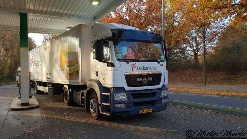 MAN TGA, foto van MartijnM71