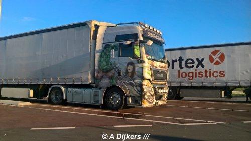 MAN TGX 2nd gen (vrachtwagen), foto van arjan-dijkers