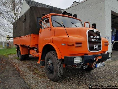 MAN onbekend/overig (vrachtwagen), foto van MartijnM71