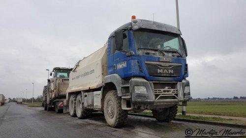 MAN TGS 2nd gen (vrachtwagen), foto van MartijnM71