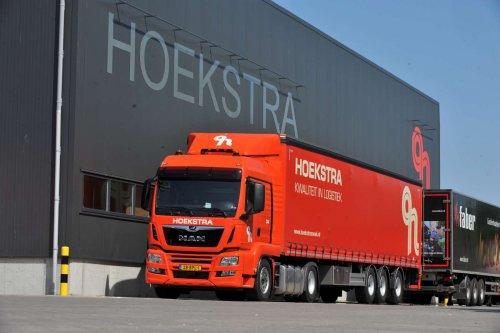 MAN TGS 2nd gen, foto van Truckfan Nieuwsposter