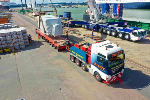 MAN TGX 1st gen, foto van Truckfan Nieuwsposter