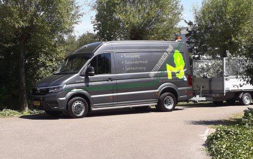 MAN TGE, foto van Truckfan Nieuwsposter