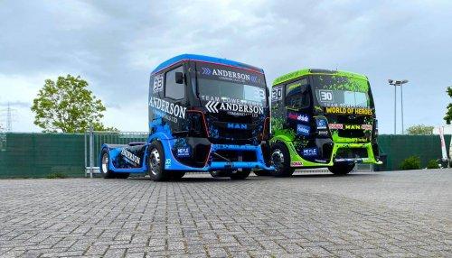 MAN TGS 3rd generation, foto van Truckfan Nieuwsposter