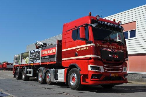 MAN TGX 3rd generation, foto van Truckfan Nieuwsposter