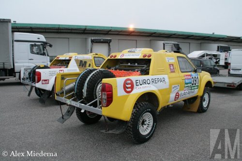 MD Proto Eurorepar, foto van Alex Miedema