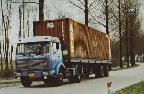 Mercedes-Benz NG, foto van xrayjaco
