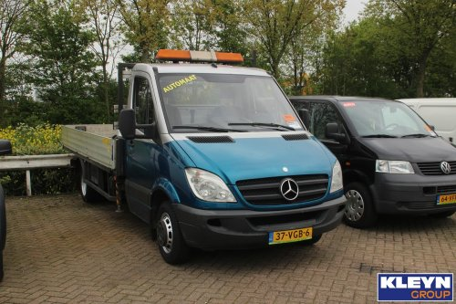Foto mercedes benz sprinter van agterberg bedrijven for Mercedes benz katy