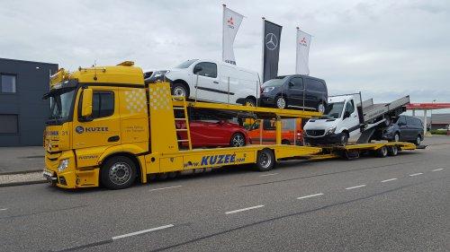Mercedes-Benz Actros van Emile85
